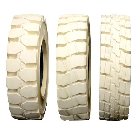 環保式實心輪胎系列
